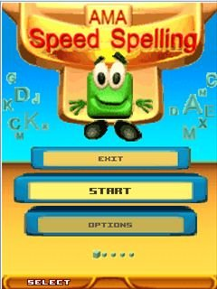 AMA Speed Spelling