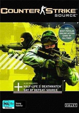 Counter-Strike Source ZombieMod (PC/2010/Ru)