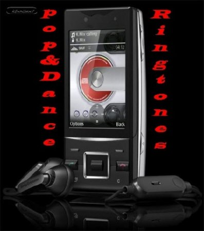 Dance Ringtones - songs in your mobile (2010)