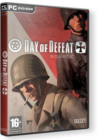 Day of Defeat: Source [No Steam] (2010/RUS/Repack by Choust)