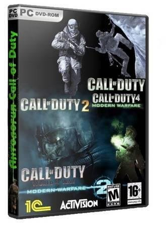 Call of Duty. Anthology / Call of Duty. Антология (2010/RUS/RePack)