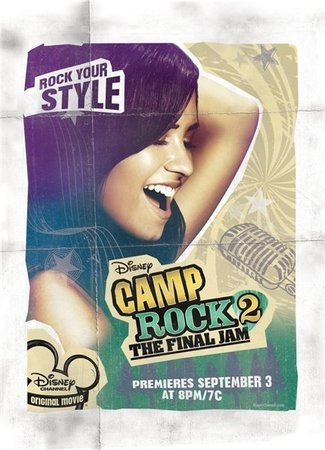 Рок в летнем лагере 2 / Camp Rock 2: The Final Jam 2010 (DVDRip/1400MB/700MB)