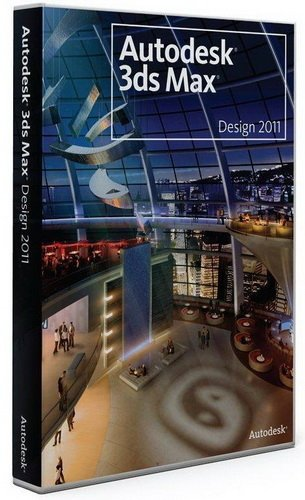 Autodesk 3ds Max Design 2011 Portable 2011