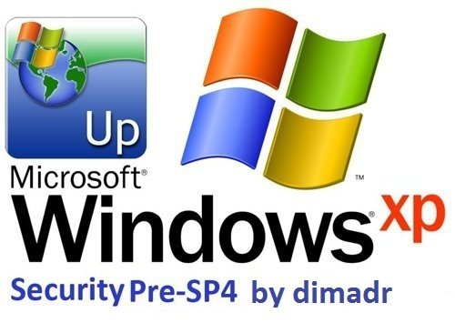 Security Service Pack 4 для русской Windows XP SP3 версии 10.9.1