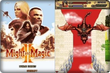 Might and Magic 2+Touch Screen / Меч и Магия II