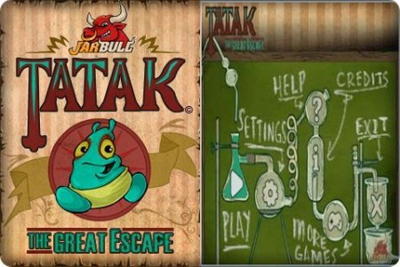 Tatak: The Great Escape / Татак: Великий Побег