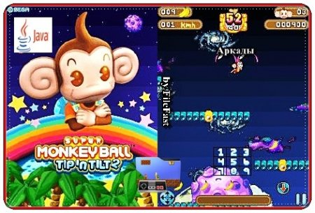 Super Monkey Ball Tip 'n Tilt 2 / Супер Обезъянка 2
